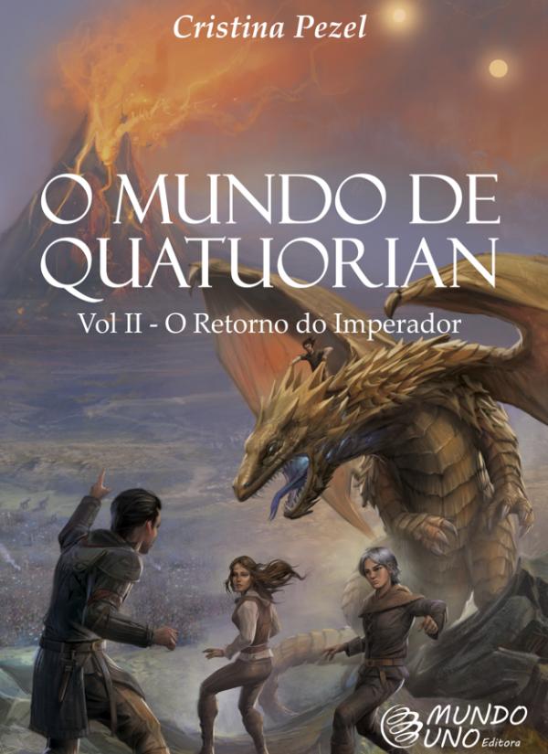 O Mundo de Quatuorian – Vol 2