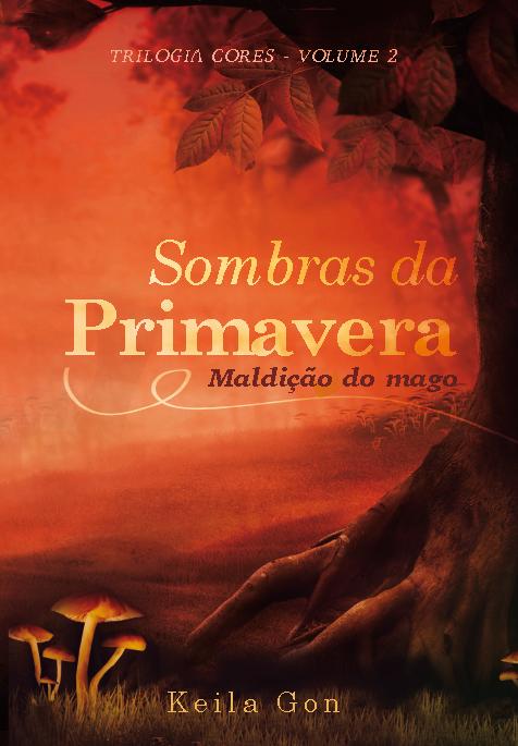 Livro Sombras da Primavera - capa